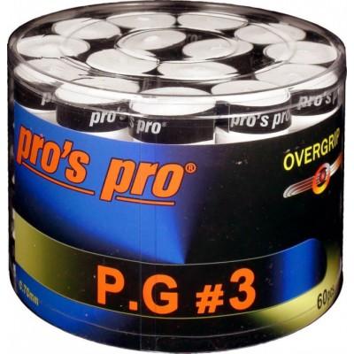 Намотка Pros pro P.G.3 60 шт/уп белые