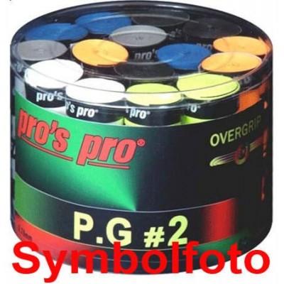 Намотка Pros Pro P.G. 2 60шт/уп цветные