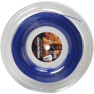 Струны теннисные Pros Pro Intense Heat 200м 1.30мм синие