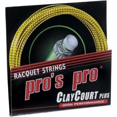 Струны теннисные Pros Pro Clay Court Plus 12м