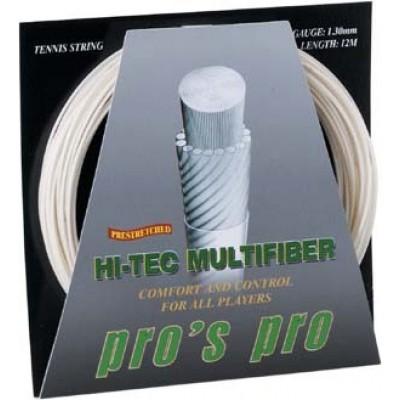 Струны теннисные Pros Pro Hitec Multifiber 12м