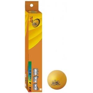 Мячи для настольного тенниса Double Fish 1-Star TT 6шт