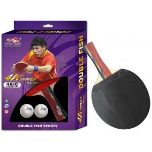 Ракетка для настольного тенниса  Double Fish 4A-C