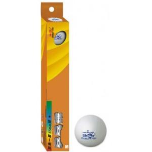 Мячи для настольного тенниса Double Fish 1-Star TT 6шт/ уп белые