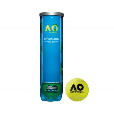 Мячи  теннисные Wilson Australian Open (WRT119800)