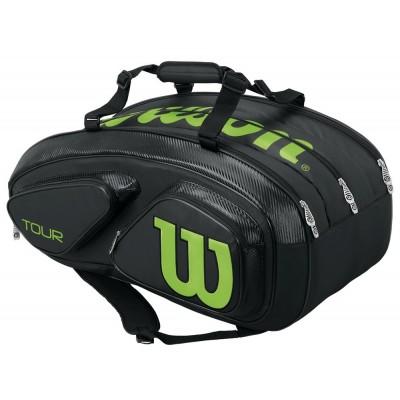 Чехол-сумка для ракеток Wilson TOUR V 15 Pack BKLI (WRZ845615)