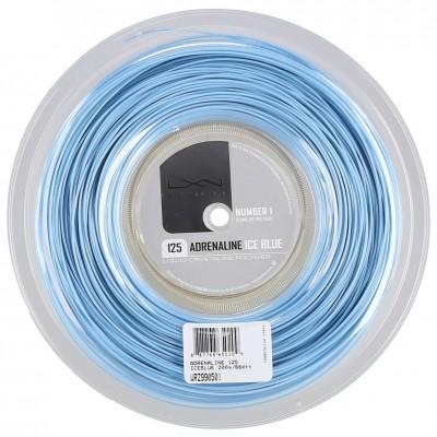 Струны теннисные Luxilon ADRENALINE ICE BLUE 125/200 м (WRZ990501)