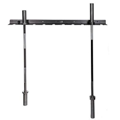 Настенный кронштейн PROFI-FIT, для 10 грифов, вертикальное хранение