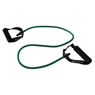 Эспандер трубчатый PROFI-FIT,зеленый, сопротивление 5 кг