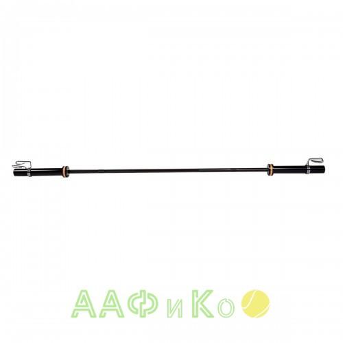 Гриф для штанги ZSO BLACK, D-50, L2010, женский прямой