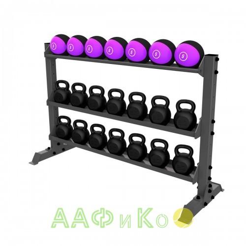 A-0152 Стойка для хранения оборудования (гири-мячи)