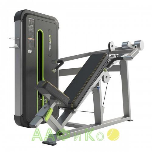 A-3013 Наклонный грудной жим (Incline Press). Стек 135 кг