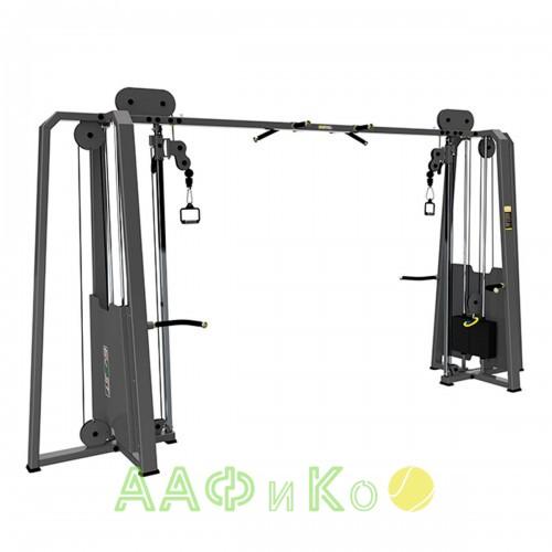 A-3016 Кроссовер с изменением высоты (Adjustable Crossover). Стек 2x100 кг