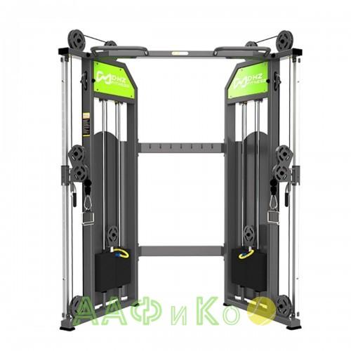 A-3017 Комплекс для функциональных тренировок (FTS Glide). Стек 2x100 кг