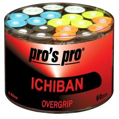 Намотка Pros Pro ICHIBAN 60шт/уп разноцветные