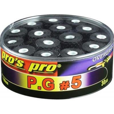 Намотка Pros pro P.G.5 30шт/уп черные