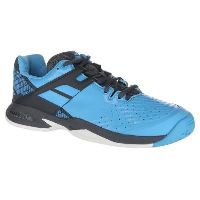 Кроссовки теннисные Babolat PROPULSE All COURT JR (синий/серый) 32S19478-4045