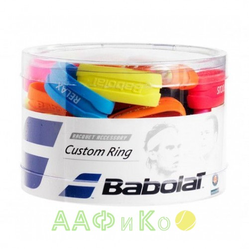 Резинка для ручки BABOLAT CUSTOM RING BOX X60