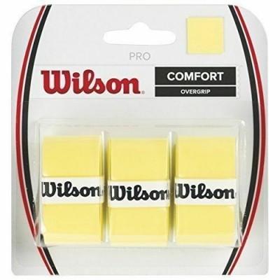 Обмотка для т/ракеток Wilson Pro Overgrip (3шт.в уп.) жёлтый
