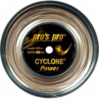 Струны теннисные PROS PRO CYCLONE POWER 1.25 200 m