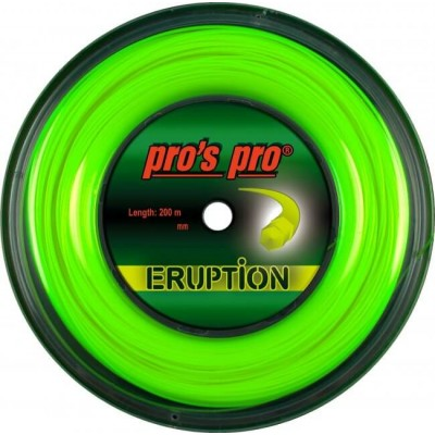 Струны теннисные Pros Pro ERUPTION 1.24mm 200 m