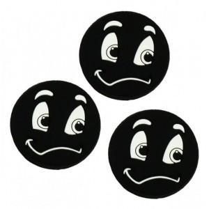 Виброгаситель Pros Pro  Funny Face Damper SORRY черные 3шт/уп