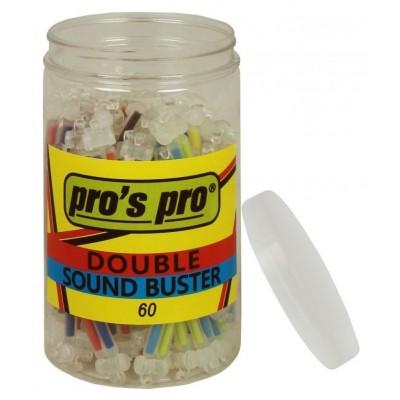 Виброгаситель Pros Pro DOUBLE Sound Buster Box  60шт/уп