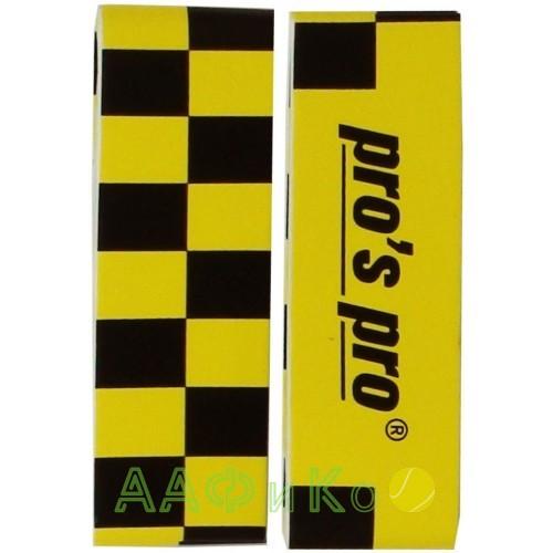 Защитная лента Pro s pro одиночная Kopfschutzband  черная/желтая