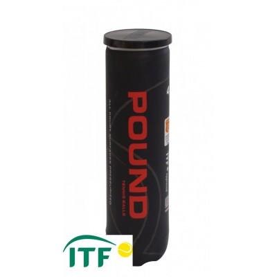 Мячи теннисные Pros pro TELOON POUND 4 шт/уп