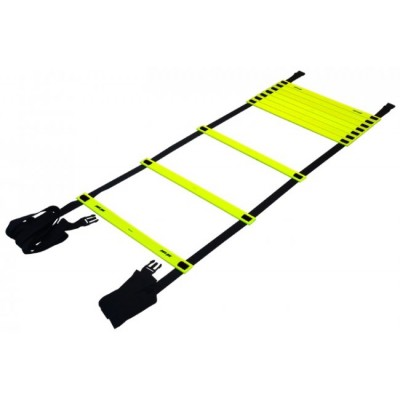Лестница координационная Pros Pro 4м Koordinationsleiter ECO neon-желтый