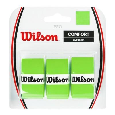 Обмотка для т/ракеток Wilson Pro Overgrip Blade  (3шт.в уп.) зелёный