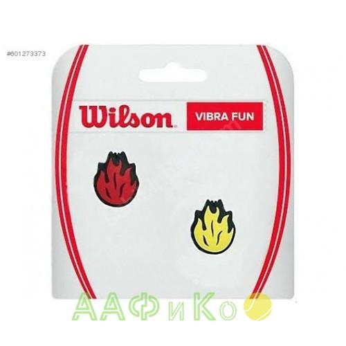 Виброгаситель Wilson VIBRA FUN NEON FLAMES  (WRZ537400)