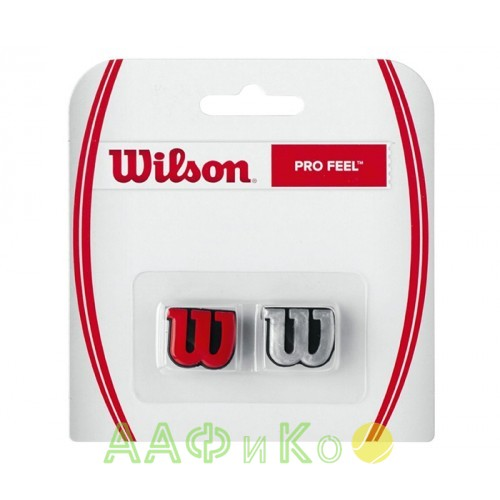 Виброгаситель Wilson PRO FEEL RED 6.1 SILVER (WRZ537600)