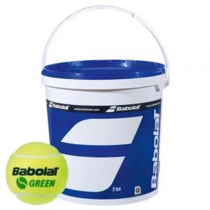 Мячи  теннисные Babolat GREEN BOX (72шт)