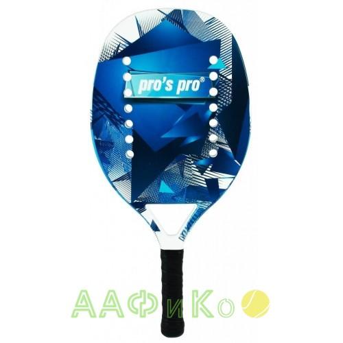 Ракетка для пляжного тенниса Pros Pro Beach Tennis Racket TORPEDO