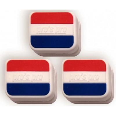 Виброгаситель Pros Pro Vibra Stop Netherlands прямоугольный 3шт/уп