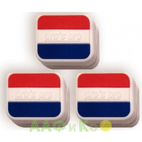Виброгаситель Vibra Stop Netherlands прямоугольный 3шт/уп