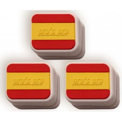 Виброгаситель Pros Pro Vibra Stop Spain rectangular 3шт/уп