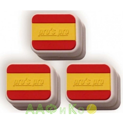Виброгаситель Vibra Stop Spain rectangular 3шт/уп