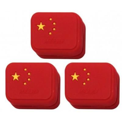 Виброгаситель Pros Pro Vibra Stop China прямоугольный 3шт/уп