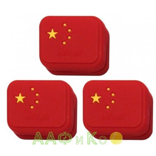 Виброгаситель Vibra Stop China прямоугольный 3шт/уп