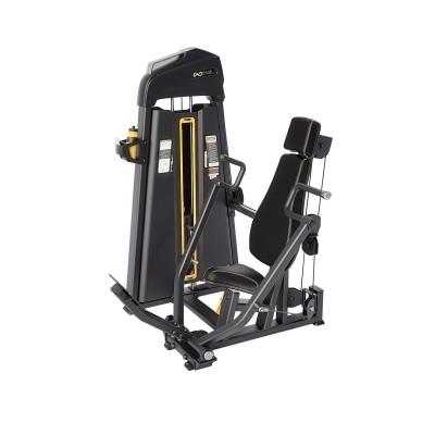 E-1008В Жим от груди вертикальный (Vertical Press). Стек 109 кг