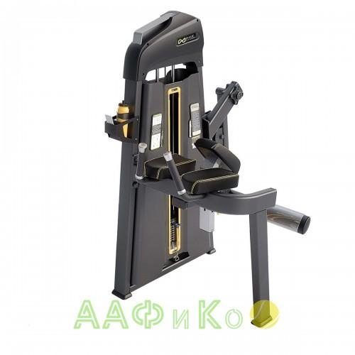 E-1024В Глют-машина. Ягодичные (Glute Isolator). Стек 49 кг