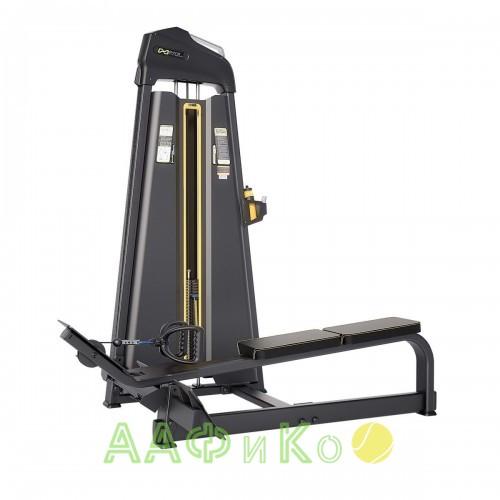 E-1033В Гребная тяга. Горизонтальный блок (Long Pull). Стек 109 кг