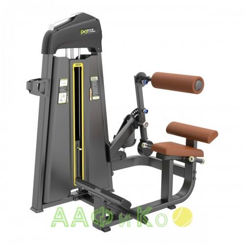 E-1074B Пресс машина/Разгибание спины (Abdominal/Back extension). Стек 94 кг
