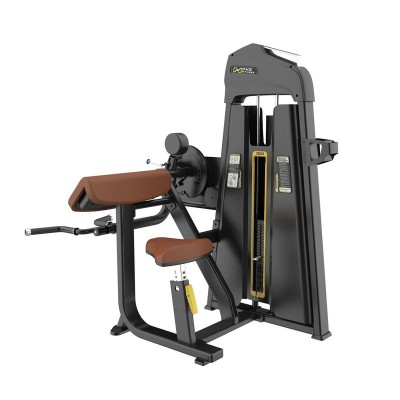 E-1087 Бицепс/Трицепс сидя Camber Curl &Triceps .Стек 110 кг