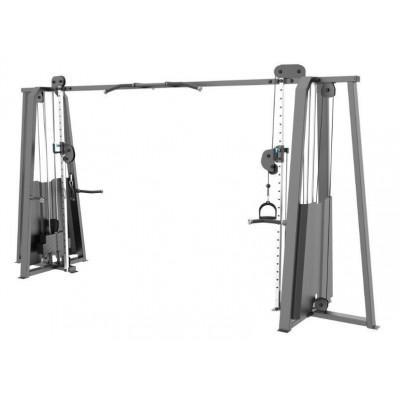 E-3016 Кроссовер с изменением высоты (Adjustable Crossover). Стек 2x95 кг