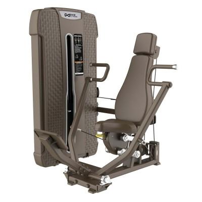 E-4008 Жим от груди вертикальный (Vertical Press). Стек 135 кг