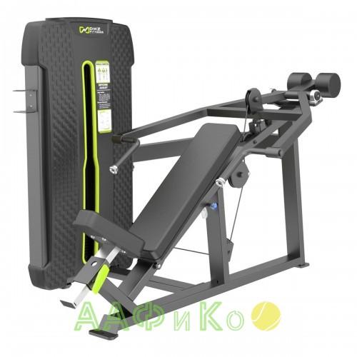 E-4013A Наклонный грудной жим (Incline Press). Стек 135 кг
