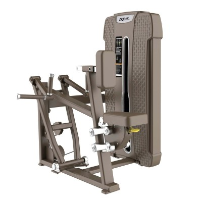 E-4034 Гребная тяга с упором на грудь (Vertical Row). Стек 94 кг